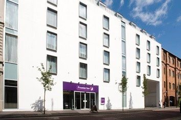 Premier Inn Belfast City Cathedral Quarter Hotel
