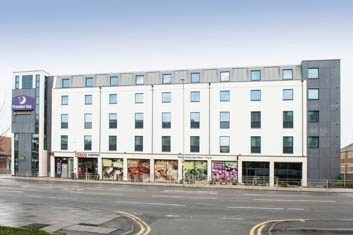 Premier Inn Canterbury City Centre Hotel
