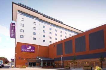 Premier Inn Coventry City Centre (Belgrade Plaza) Hotel