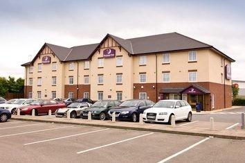 Premier Inn Coventry East (M6,J2) Hotel