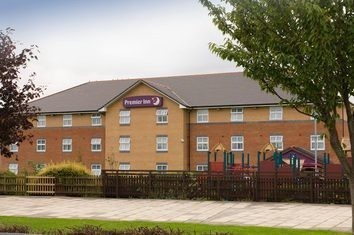 Premier Inn Doncaster Central East Hotel