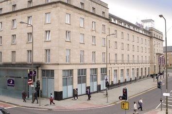 Premier Inn Edinburgh City Centre (Haymarket) Hotel