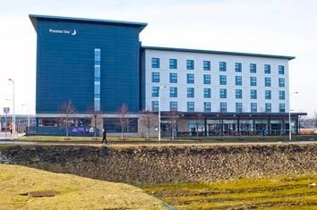 Premier Inn Edinburgh Park (The Gyle) Hotel