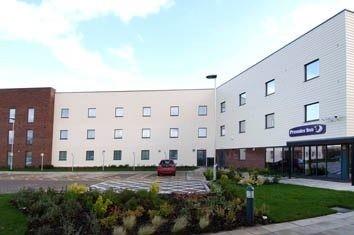 Premier Inn Exeter (M5, Jn 29) Hotel