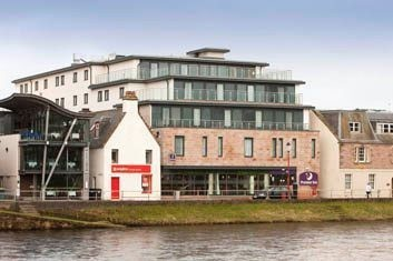 Premier Inn Inverness Centre (River Ness) Hotel