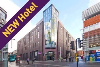 Premier Inn Liverpool City Centre (Liverpool One) Hotel