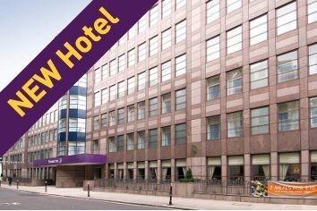 Premier Inn London Blackfriars Hotel