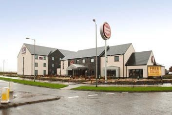 Premier Inn Londonderry/Derry AND Derry/Londonderry Hotel