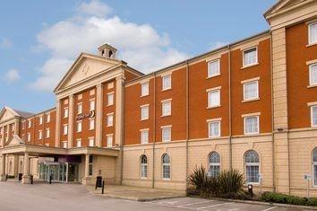 Premier Inn Manchester Trafford Centre West Hotel