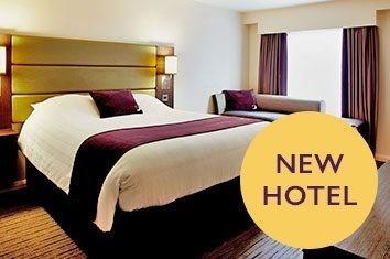 Premier Inn Stirling City Centre Hotel
