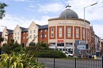 Premier Inn Swansea City Centre Hotel