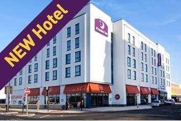 Premier Inn Weston Super-Mare (Seafront) Hotel