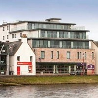 Premier Inn Inverness Centre River Ness Hotel