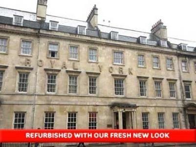 Travelodge Bath Central Hotel