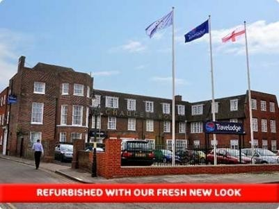 Travelodge Canterbury Chaucer Central Hotel