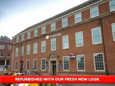 Travelodge Chester Central Hotel