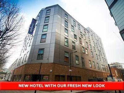 Travelodge London Bethnal Green Hotel