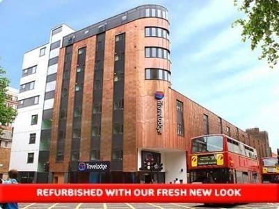 Travelodge London Central Euston Hotel