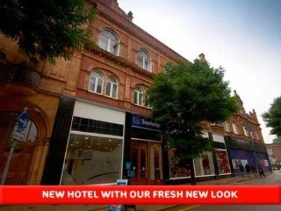 Travelodge London Woolwich Hotel
