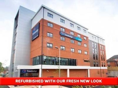 Travelodge Newcastle-under-Lyme Central Hotel