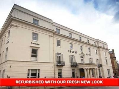 Travelodge The Regent Hotel Leamington Spa Hotel
