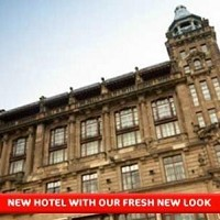 Travelodge Edinburgh Central Princes Street Hotel