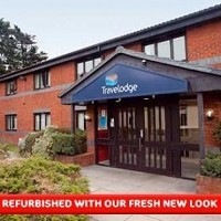 Travelodge London Ilford Gants Hill Hotel