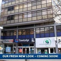 Travelodge Nottingham Central Hotel