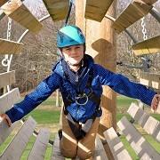 Altitude High Ropes Adventure at Littledown Park