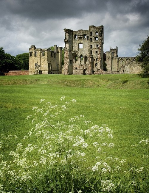 Ashby de la Zouch Castle - © English Heritage Photo Library