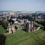 Ashby de la Zouch Castle - © English Heritage Photo Library