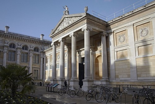 Ashmolean Museum of Art and Archaeology - © Ashmolean Museum, University of Oxford