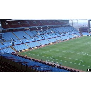 Aston Villa FC Stadium Tour