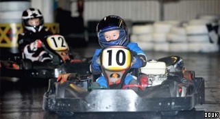Atherton Indoor Karting