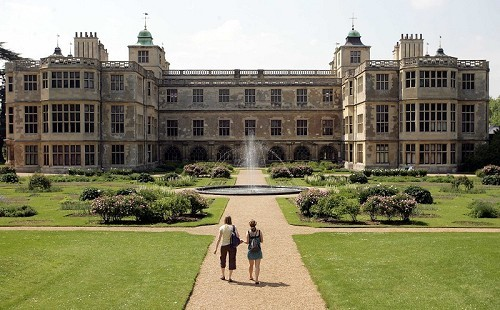 Audley End House & Gardens - © English Heritage Photo Library