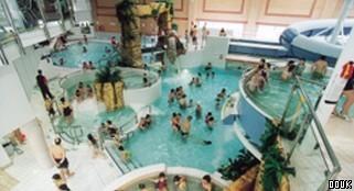 Aztec Fun Pools