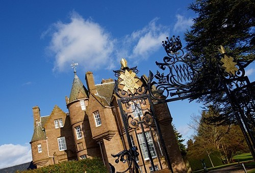 Balhousie Castle & Black Watch Museum