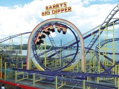 Barry's Amusements © Causeway Coast and Glens Tourism