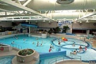 Beach Leisure Centre Aberdeen Aberdeenshire