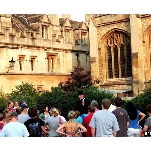 Bill Spectre's Oxford Ghost Trails