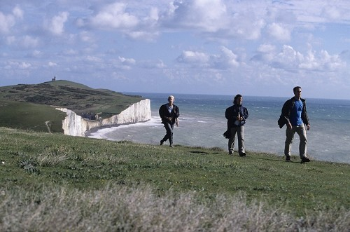 Birling Gap and the Seven Sisters - © Leo Mason