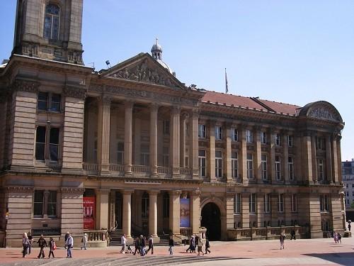 Birmingham Museum and Art Gallery - © Elliott Brown via http://flic.kr/p/6vXRzq