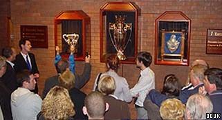 Blackburn Rovers Stadium Tour