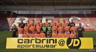 Blackpool FC Stadium Tours