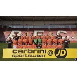 Blackpool FC Stadium Tours
