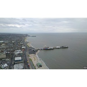 Blackpool's Central Pier