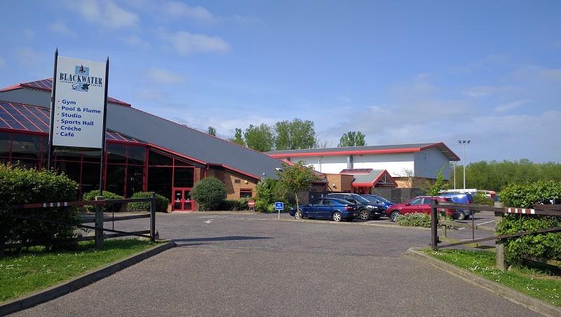 Blackwater Leisure Centre Maldon Essex