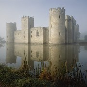 Bodiam Castle - © Alasdair Oglivie