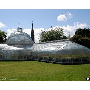 Botanic Gardens and Kibble Palace