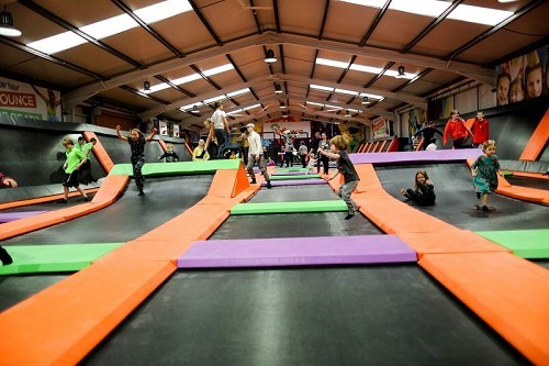 Bounce Central UK